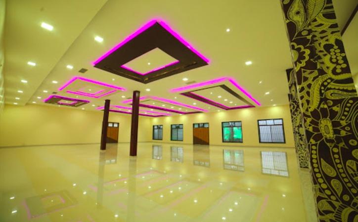 Aahana Palace Vidhan Sabha Road Raipur - Banquet Hall