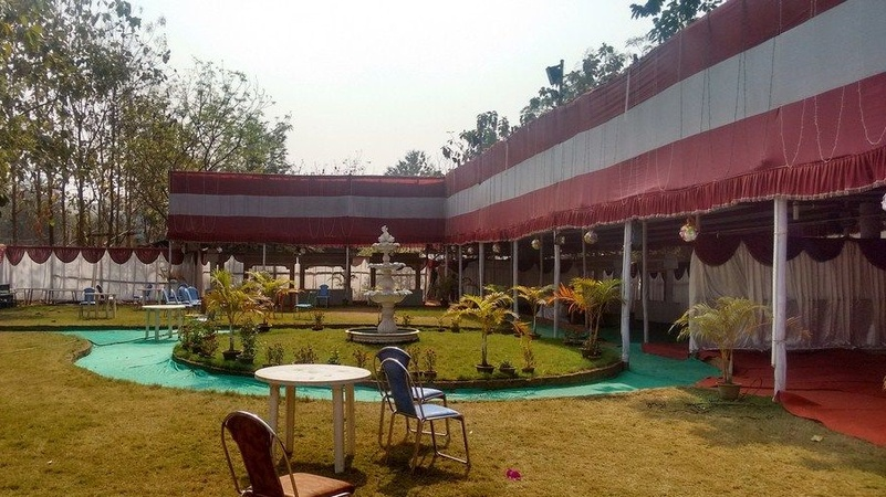 Madhav Resorts Chandrasekharpur Bhubaneswar - Wedding Lawn