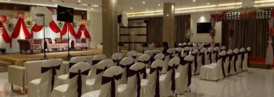Crystal Heritage Baragarh Bhubaneswar - Banquet Hall
