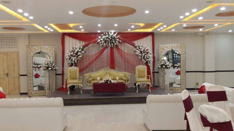 New Umar Shadi Hall Kohefiza Bhopal - Banquet Hall