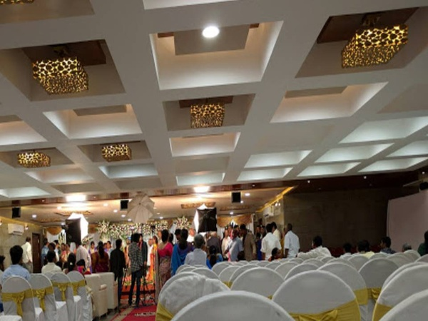Sapthagiri Palace Rajajinagar Bangalore - Banquet Hall