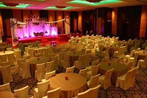 Ritz-Carlton Hotel, Residency Road, Bangalore