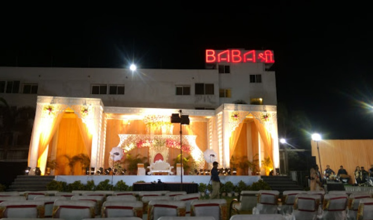 Babashree Hotel and Resort Airport Road Indore - Banquet Hall