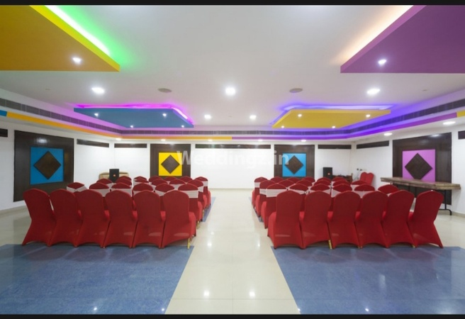 R J Residency T Nagar Chennai - Banquet Hall