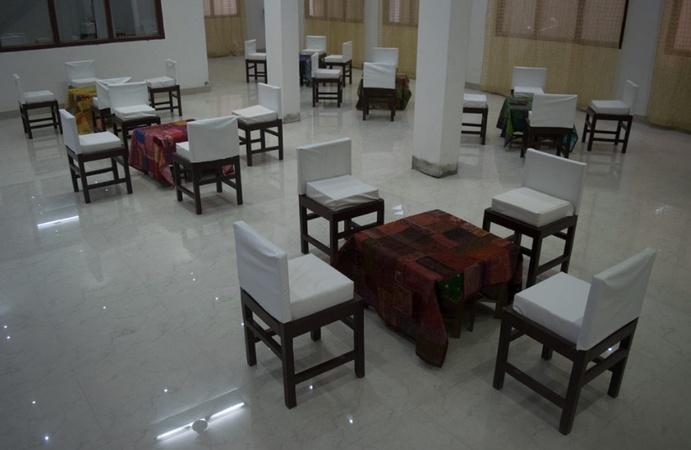 Hotel KV Palace Ghasi Tola Varanasi - Banquet Hall