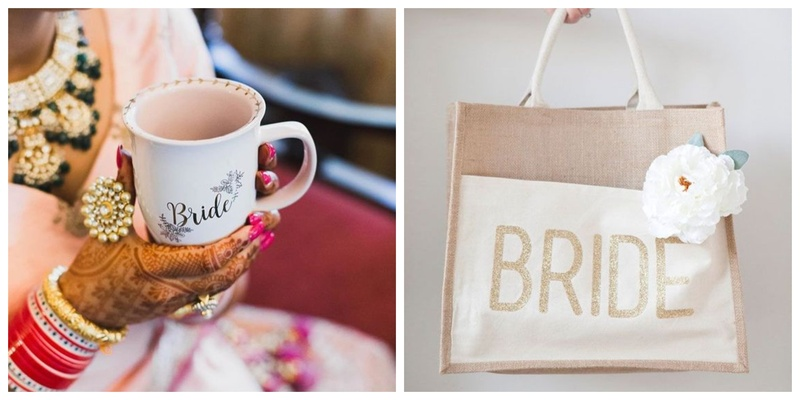 7 Premium Gifts for the Bride and her Bridesmaids