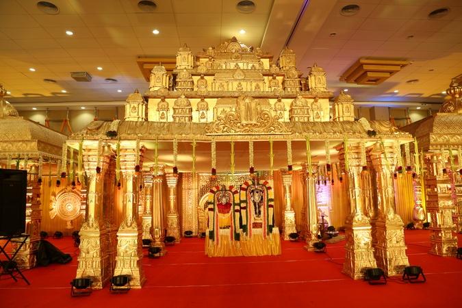 Gnr Kalyana Mantapa Jayanagar Bangalore Mantapa