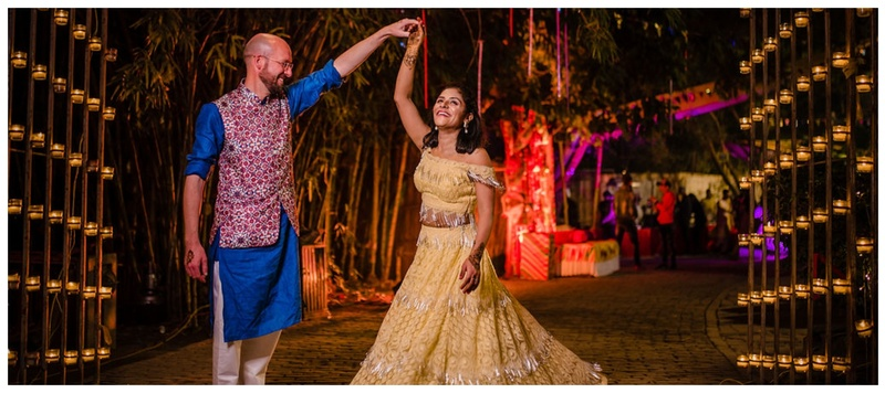 Matthew & Meenakshi Delhi : A beautiful cross cultural wedding that has tugged our heart strings!