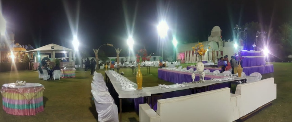 Dharmi Farm Nana Varachha Surat - Wedding Lawn
