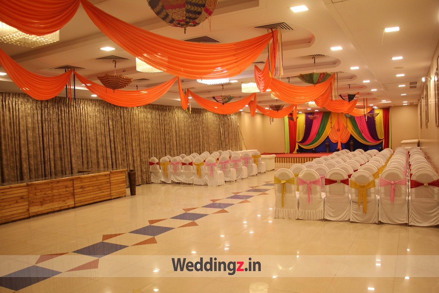 De Grandeur Hotel and Banquets Thane West, Mumbai | Banquet Hall ...