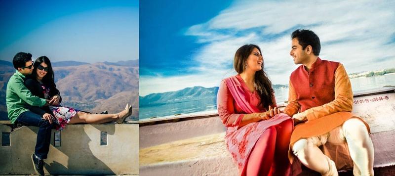Saurabh & Priyanka Udaipur : Beautiful Wedding Union At UdaiVillas, Udaipur