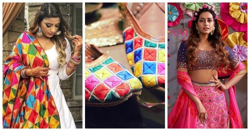 Fun Ways to add Phulkari to your Mehendi ceremony for a desi-style wedding!