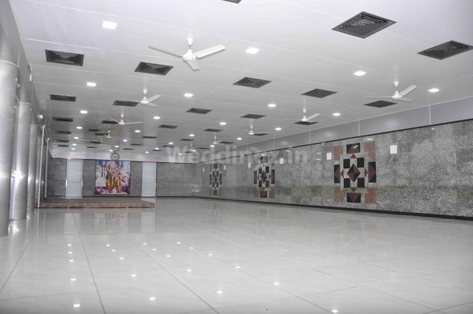 Shri Sardar Patel Seva Samaj Bhakti Nagar Rajkot - Banquet Hall
