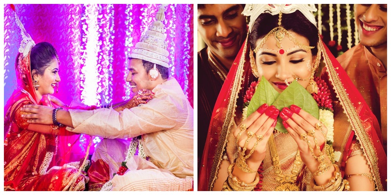 11 Bengali wedding rituals you should know if you are getting married Bengali style!