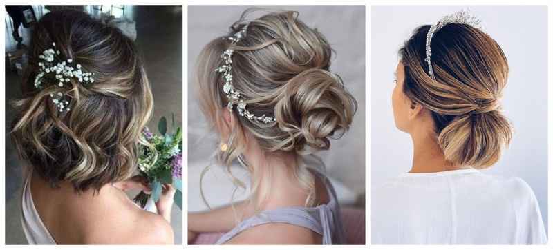 8 Hairstyles For Christian Brides With Short Hair Bridal Look Wedding Blog