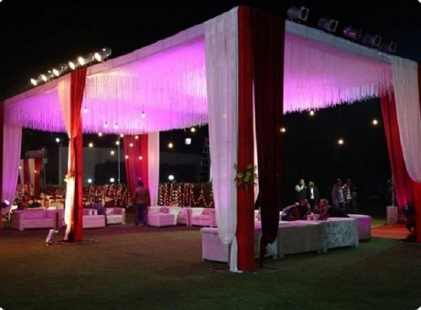 Volga Farms Meerut Cantt Meerut - Wedding Lawn