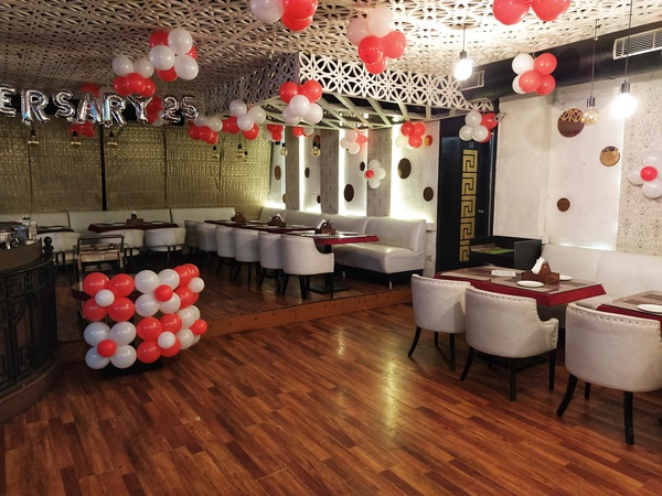 4 on 44 Restaurant & Bar Pitampura Delhi - Banquet Hall