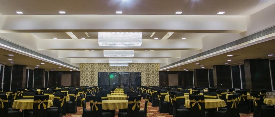 Kings Island Indore - Bhopal Road Bhopal - Banquet Hall