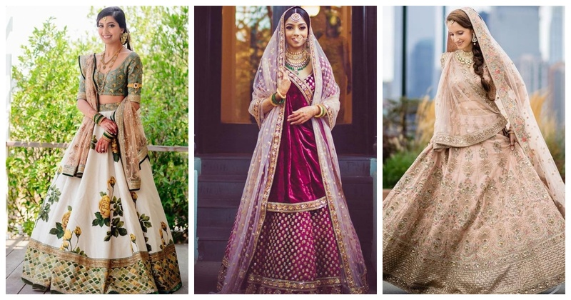 A List of our favourite Sabyasachi brides to give you some major bridal wear inspo!
