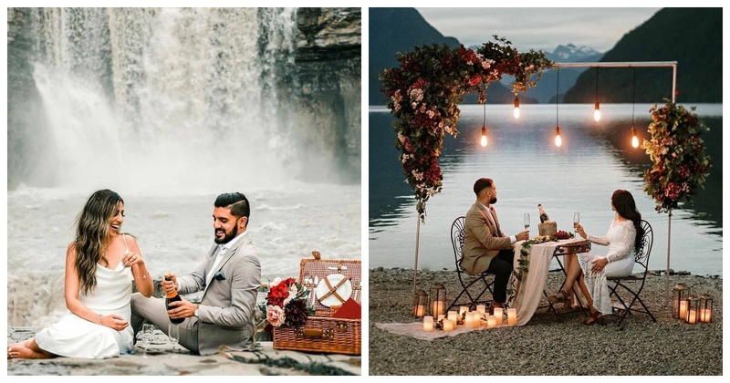 10 Most Romantic Proposal Setting Ideas