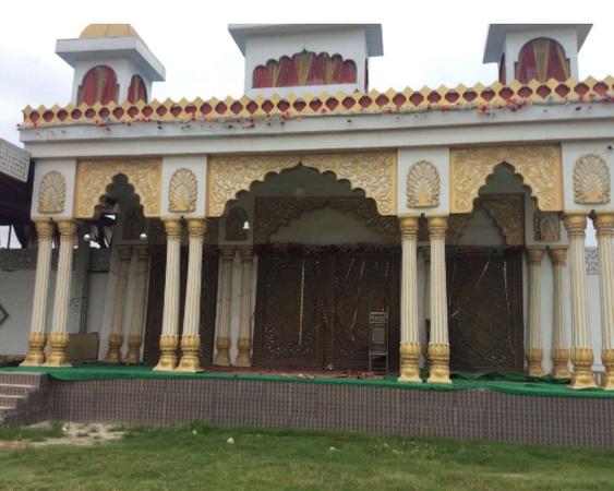 Maya Garden Nai Basti Dundahera Ghaziabad - Wedding Lawn
