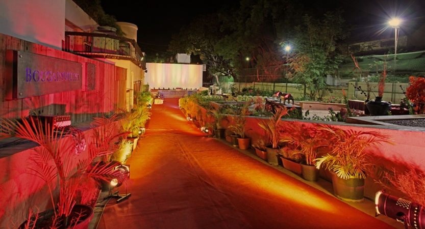 Bougainvillea MG Road Pune - Wedding Lawn