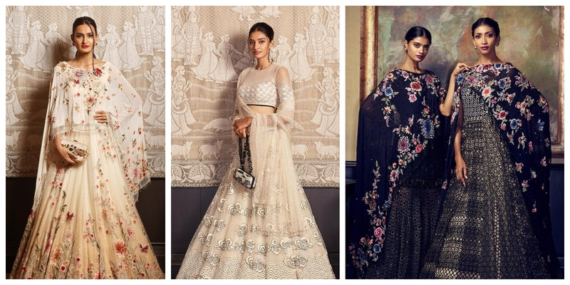 Tarun Tahiliani's Autumn-Winter couture collection is the answer to all your bridal wear queries!