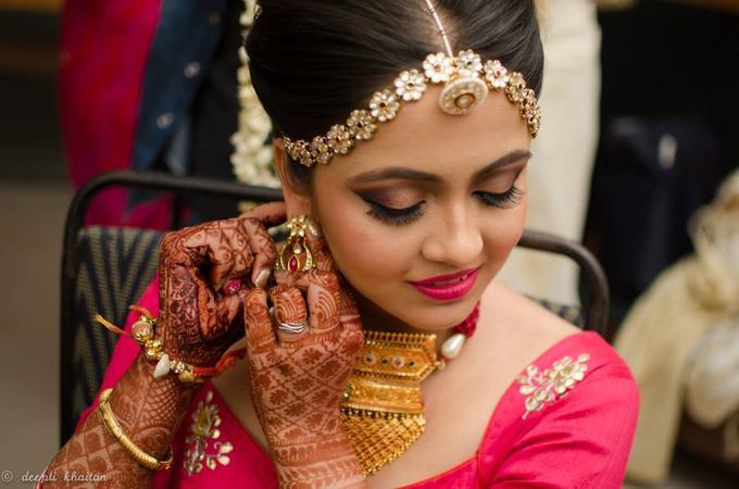 Deepti Khaitan Makeup | Delhi | Makeup Artists