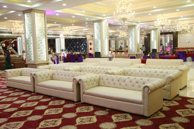 The Great Callina Banquet Sahibabad Delhi - Banquet Hall