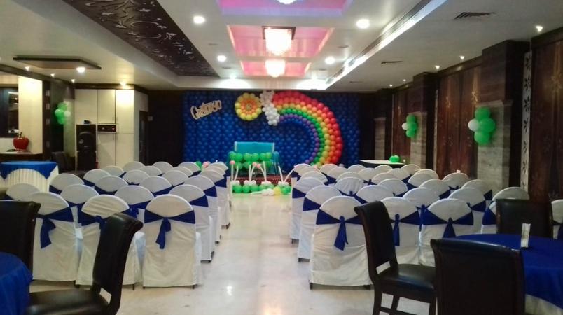 Simran Heritage Moudhapara Raipur - Banquet Hall