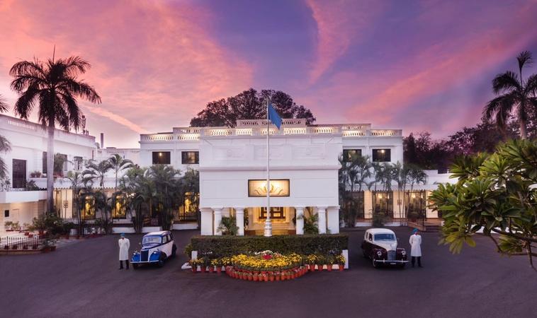 Jehan Numa Palace Hotel Shymala Hills Bhopal - Banquet Hall