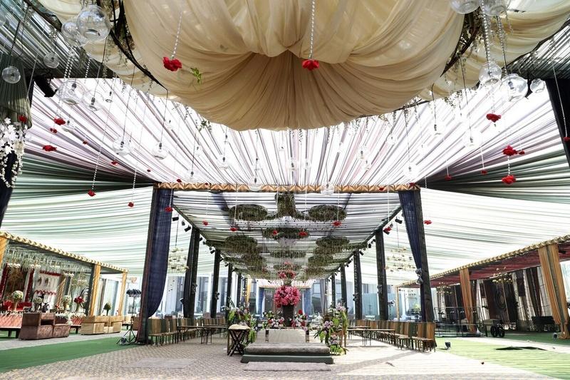 Best Wedding Lawns in Ludhiana to Host an Open-air Wedding Celebration