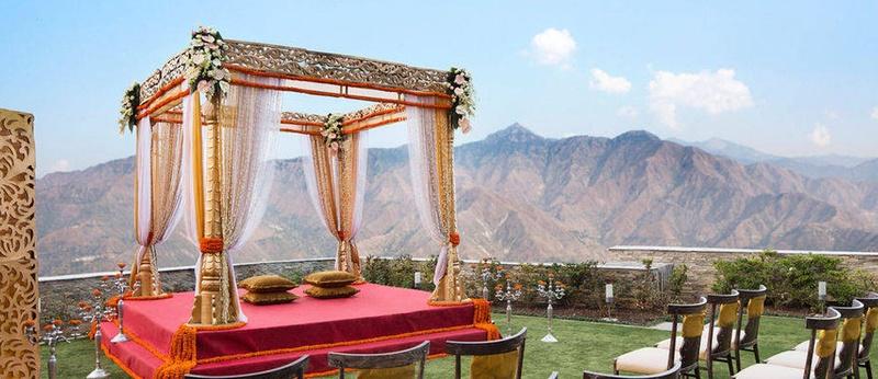 Top 5 Luxury Wedding Venues in Shimla for a Lavish Event