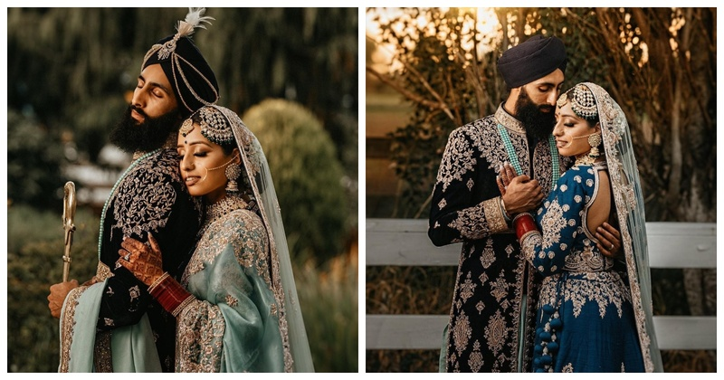 This Gorgeous Sikh Couple gave us #MajorRoyalFeels