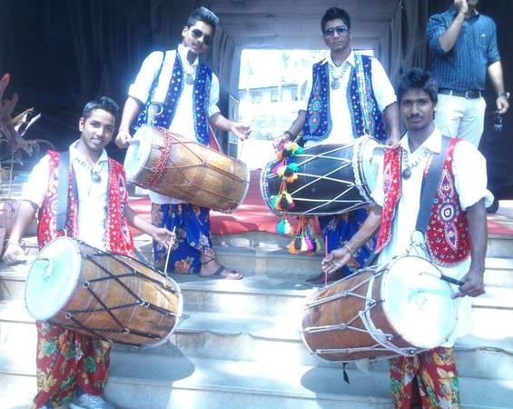 Vikram Bhatt Punjabi Dhol Wala | Bangalore | Band Baaja
