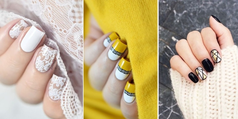 10 Nail Art Trends To Try Out This Season!  #totallygorg