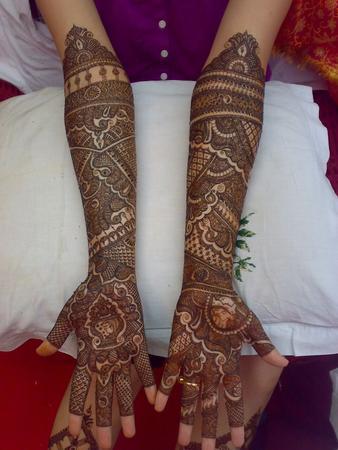 Rahul Mehndi Artist | Bangalore | Mehendi Artists