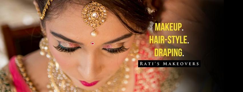 Rati Makeup Artist | Bangalore | Makeup Artists