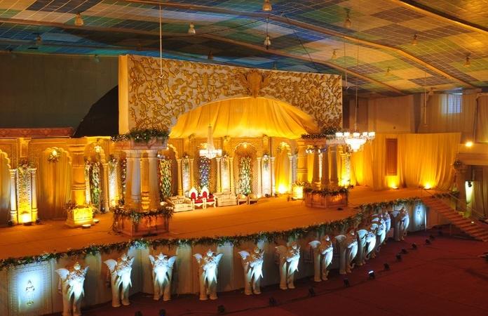 Vatika Garden Inayatpur Gurugram - Banquet Hall