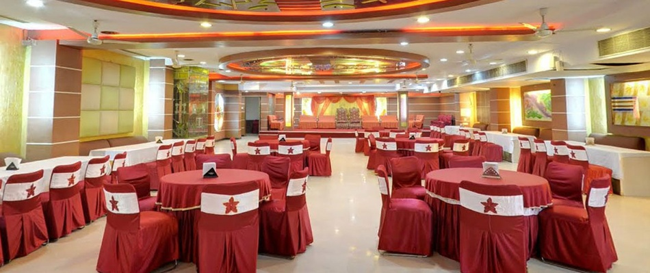 Hotel Delite Grand New Industrial Town Faridabad - Banquet Hall