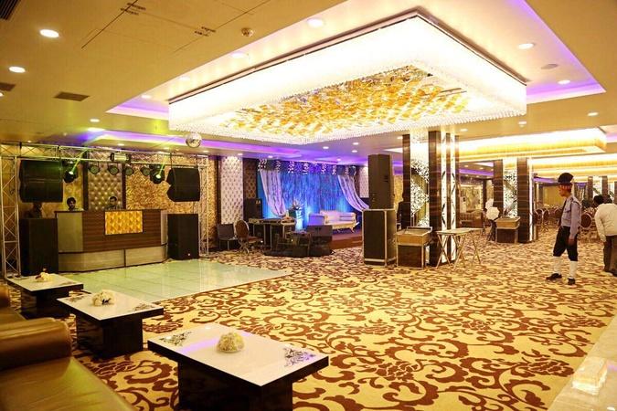 Golden Castle Banquets Indirapuram Ghaziabad - Banquet Hall