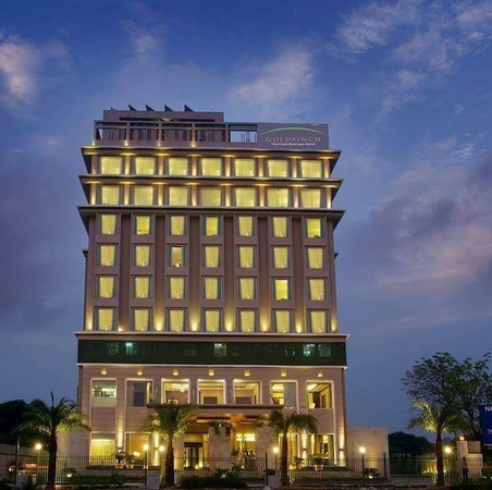 Goldfinch Hotel Sector 39 Faridabad - Banquet Hall