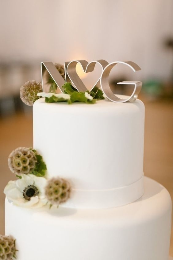 Fancy Up The Sweet Treat - Wedding Cake Toppers