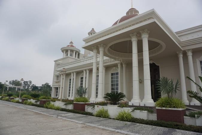 a photo of Ashokraj Resort and Farms