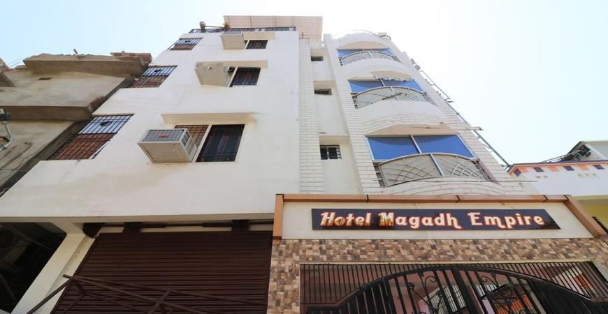 Hotel Magadh Empire Anandpuri Patna - Banquet Hall