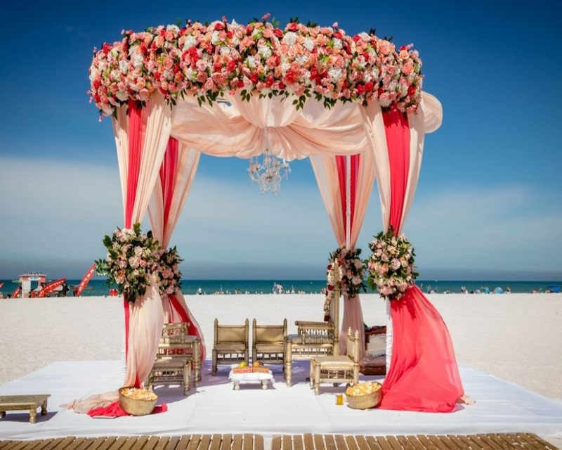Top Wedding Venues in Alibag for a Sand-Soaked Beach Function