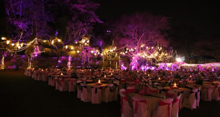 Holy Family Upper Ground Andheri East Mumbai - Wedding Lawn