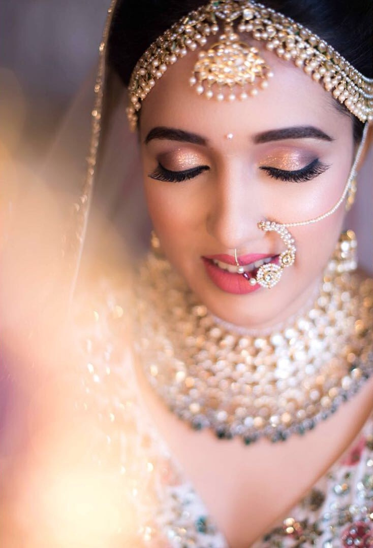 bridal makeup looks which rocked the 2018 indian wedding season - blog