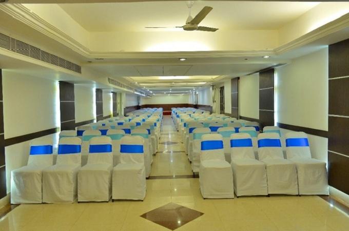 Hotel Pandian Egmore Chennai - Banquet Hall