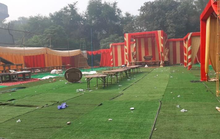 Samudayik Bhawan Vikaspuri Delhi - Banquet Hall